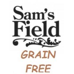 SAM'S FIELD GRAIN FREE ΞΗΡΑ ΤΡΟΦΗ ΣΚΥΛΟΥ