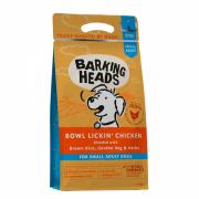 "BARKING HEADS ""BOWL LICKIN' CHICKEN SMALL BREED""- ΚΟΤΟΠΟΥΛΟ Ξηρά Τροφή Σκύλου"