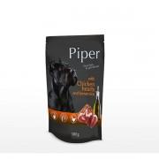 PIPER ΚΟΝΣΕΡΒΑ ΣΚΥΛΟΥ- ΚΑΡΔΙΕΣ ΚΟΤΟΠΟΥΛΟΥ & ΚΑΣΤΑΝΟ ΡΥΖΙ Υγρή τροφή- Κονσέρβες σκύλου