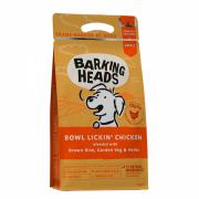 "BARKING HEADS ""BOWL LICKIN' CHICKEN"" ADULT- ΚΟΤΟΠΟΥΛΟ Ξηρά Τροφή Σκύλου"