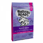 "BARKING HEADS ""PUPPY DAYS LARGE BREED"" Ξηρά Τροφή Σκύλου"