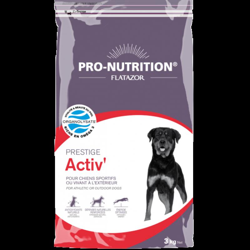 FLATAZOR PRESTIGE ACTIVE Ξηρά Τροφή Σκύλου