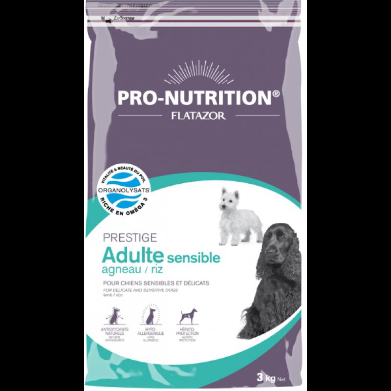 FLATAZOR ADULT SENSIBLE ΑΡΝΙ+ΡΥΖΙ Ξηρά Τροφή Σκύλου