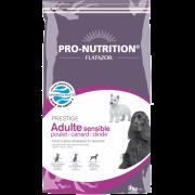 FLATAZOR ADULT SENSIBLE ΚΟΤΟΠΟΥΛΟ+ΓΑΛΟΠΟΥΛΑ+ΠΑΠΙΑ Ξηρά Τροφή Σκύλου
