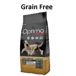 GRAIN FREE OPTIMA NOVA ADULT MEDIUM- ΚΟΤΟΠΟΥΛΟ & ΠΑΤΑΤΑ