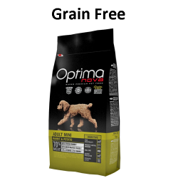 GRAIN FREE OPTIMA NOVA ADULT MINI DIGESTIVE- ΚΟΥΝΕΛΙ & ΠΑΤΑΤΑ