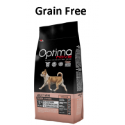 GRAIN FREE OPTIMA NOVA ADULT MINI SENSITIVE- ΣΟΛΟΜΟΣ & ΠΑΤΑΤΑ