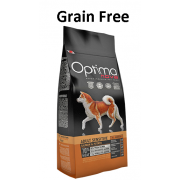 GRAIN FREE OPTIMA NOVA ADULT SENSITIVE- ΣΟΛΟΜΟΣ & ΠΑΤΑΤΑ