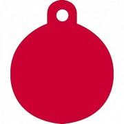Μικρή Κόκκινη Ταυτότητα Σκύλου/ Γάτας- Κύκλος